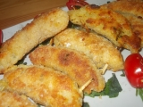 Mini jitrnice z brambor a sýrů recept