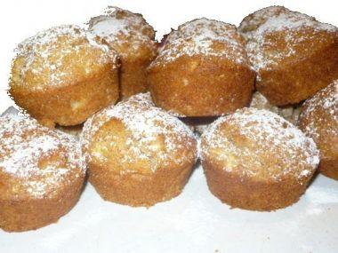 Jednoduché hrnkové muffiny