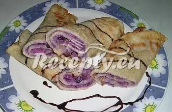 Dia višňový koláč recept  pro diabetiky