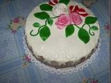 Květinový  dorty recept