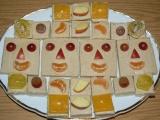 Ovocné sendviče pro děti recept