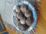 Muffiny s dvojí čokoládou a banánem recept