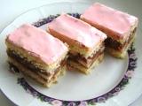 Punčový koláč recept