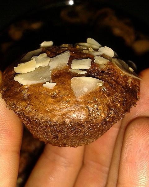 Perníkové muffiny zdravěji recept