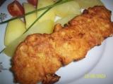 Kuřecí špízy v sýrovém těstíčku recept