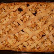 Jablečný koláč s mandlemi recept