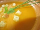 Rychlá mrkvičková krémová polévka recept