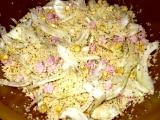 Kuskusový salát s fenyklem recept