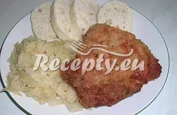 Pavlišovský řízek recept  vepřové maso