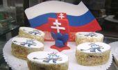 Tortičky k Majstrovstvám sveta v hokeji recept