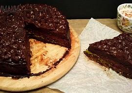 Čokoládový dort  nepečený recept