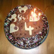 Super čokoládový dort recept