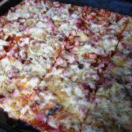 Listová pizza s romadúrem recept
