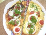 Omeleta s Nivou recept