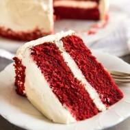 Red Velvet cake se smetanovým krémem recept