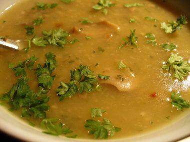 Recept Bramborová polévka se zeleninou