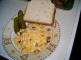 Vejce se sýrem recept