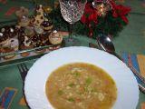 """""""Rybí"""" polévka bez ryby pro moji vnučku recept"""
