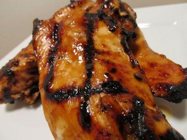 Kuřecí prsíčka s medem a sójovou omáčkou