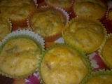 Olivovo-rajčatové muffiny recept
