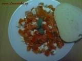 Rajčatový salát s Fetou recept