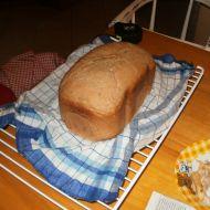 Kmínový pšenično-žitný chléb z domácí pekárny recept