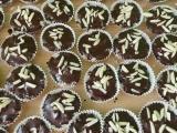 Kokosové košíčky v čokoládě recept