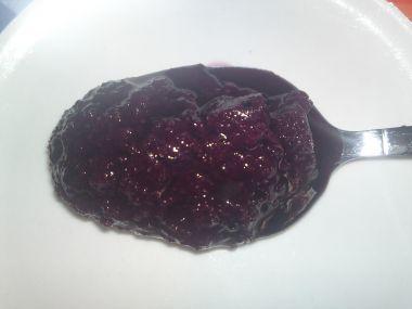 Marmeláda z černého jeřábu