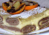 Jáhlové knedlíky s carobellovou omáčkou recept