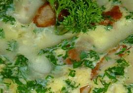 Holandskološtická rychlá omeleta recept