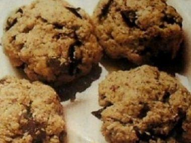 Ořechové sušenky
