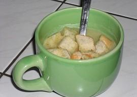 Brokolicový krém II.  jednoduchý recept