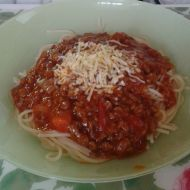 Výborné boloňské špagety recept