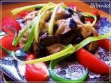 Jamieho těstoviny s houbami a petrželkou recept
