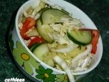 Zeleninový salát naší Kláry recept