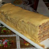 Barevné karamelové řezy recept