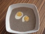 Žampiónová polévka recept