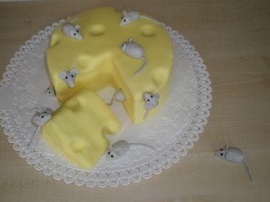 Poťahovanie torty