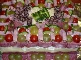 Slaný dort (k narozeninám) recept