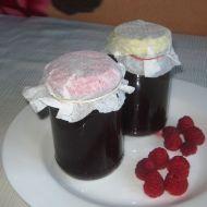 Malinová marmeláda recept