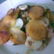 Maminčiny francouzské brambory recept