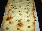 Domácí sýrová pizza recept