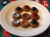 Ořechové sádláky s marmeládou recept