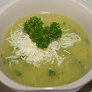 Polévka ze špagetové dýně s bramborem recept