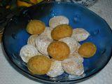 Vánoční ořechy s čokoládovou náplní recept