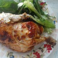 Bylinkové kuře z trouby recept