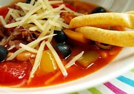 Papriková polévka  LL recept