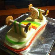Narozeninový dort recept