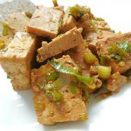 Rychlé marinované tofu recept