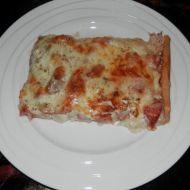 Pizza s kyselým zelím recept